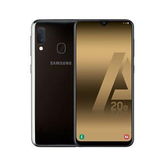 Samsung Galaxy A20e 5,8'' 32GB Negro