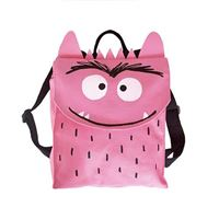Mochila monstruo The Colour Monster - Rosa
