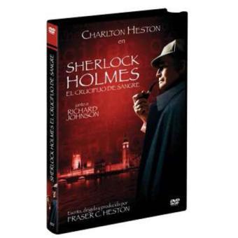 Sherlock Holmes: El crucifijo de sangre - DVD
