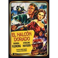 El halcón dorado - DVD