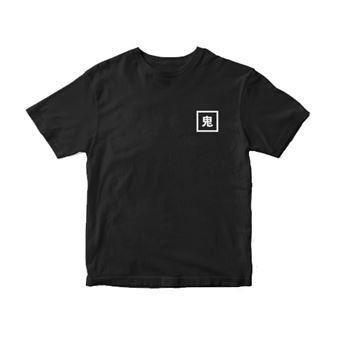 Camiseta Wismichu - Logo Negro Talla M