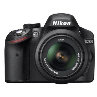 Nikon D3200 + 18-55mm Cámara Réflex