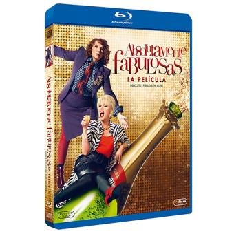 Absolutamente fabulosas - Blu-Ray