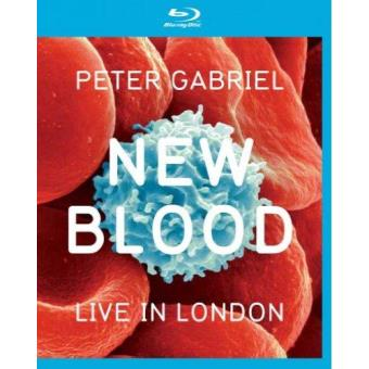 New Blood: Live In London (Formato Blu-Ray)