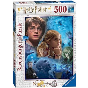 Puzzle Ravensburger Harry Potter 500 pz