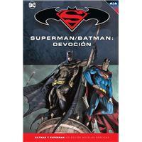 Colección Novelas Gráficas 41 - Superman/Batman - Devoción