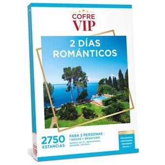 Caja regalo CofreVIP Dos días románticos