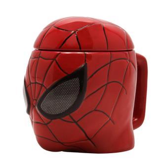 Taza 3D Marvel - Spiderman