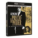 El precio del poder - UHD + Blu-Ray