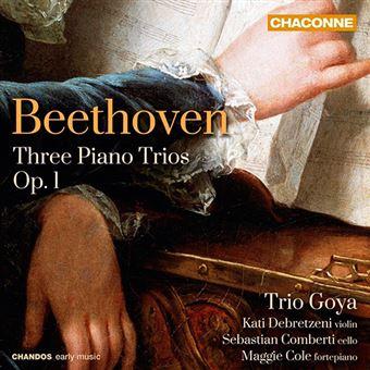 Beethoven - Three Piano Trios Op. 1