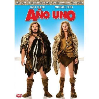 Año uno - DVD