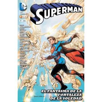 Superman 7. Fantasma de la Fortaleza de la Soledad