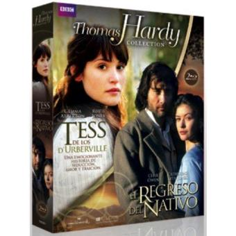 Pack Thomas Hardy - Blu-Ray