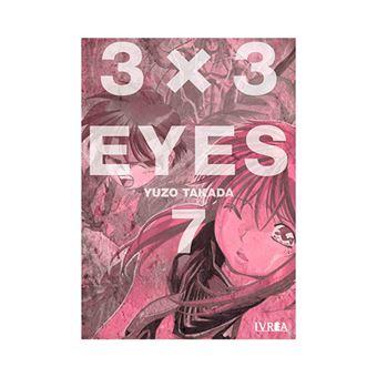 3x3 eyes 7