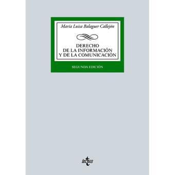 Derecho de la información y de la comunicación