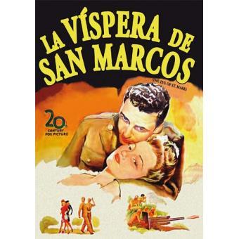 La víspera de San Marcos - DVD