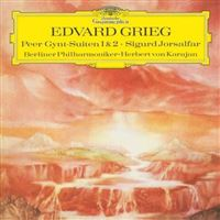 Grieg: Peer Gynt Suite No.1, Op.46; Suite No.2, Op.55; Sigurd Jorsalfar, Op.56