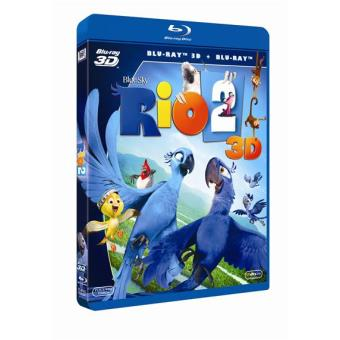 Río 2 - Blu-Ray 3D + 2D