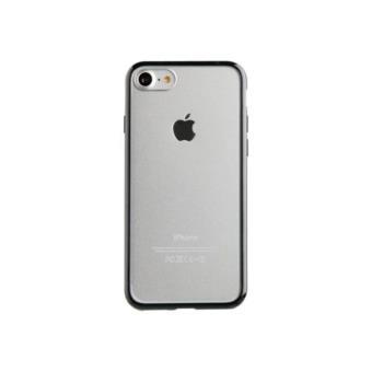 Funda bumper MCA Cristal /Negro para iPhone 7