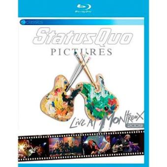 Pictures. Live At Montreux 2009 (Formato Blu-ray)