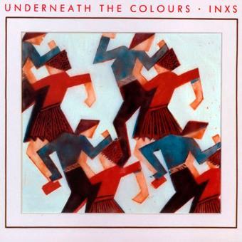 Underneath the Colours - Vinilo
