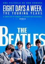 The Beatles: Eight Days a Week - The Touring Years   Ed Especial Deluxe 2 Blu-Ray + Libreto 64 pág.
