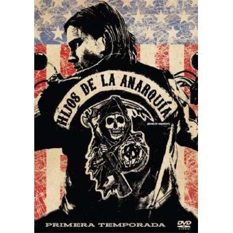 Hijos de la AnarquíaHijos de la anarquía  Temporada 1 - DVD