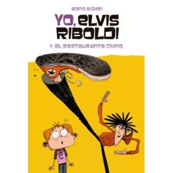 Jo, Elvis Riboldi y el restaurante chino