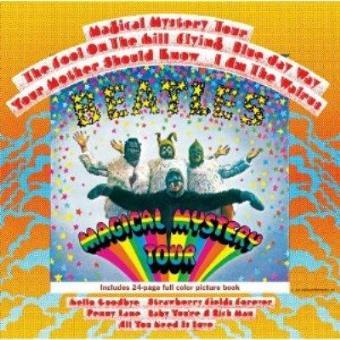 Magical Mystery Tour - Vinilo