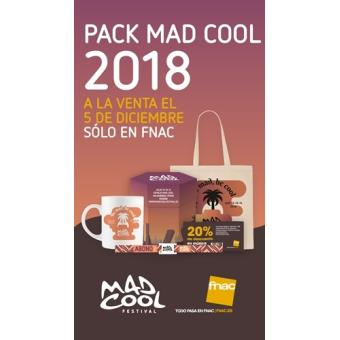 Mad Cool Ticket Pack 2018