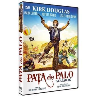 Pata de palo - DVD