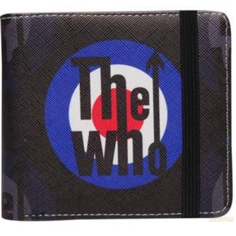 Monedero The Who Logo