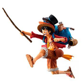 Figura One Piece - Monkey D. Luffy - Figura  383e5596731