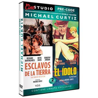 DVD-PACK MICHAEL CURTIZ (2) - DVD