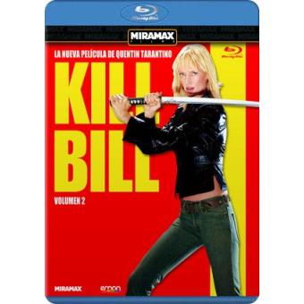 Kill Bill 2 - Blu-Ray