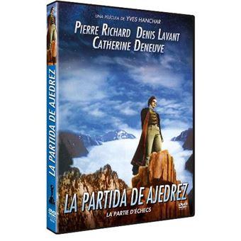 La partida de ajedrez - DVD