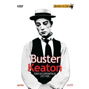 Pack Buster Keaton: Cortos (1917-1929) - DVD