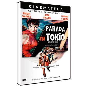 Parada en Tokio - DVD