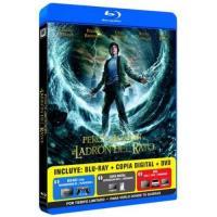 Percy Jackson y el ladrón del rayo - Blu-Ray
