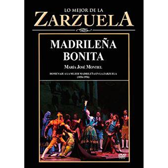 Madrileña Bonita - DVD