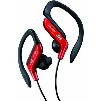 Auriculares deportivos JVC HA-EB75-R Rojo