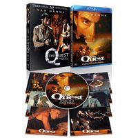 The Quest (En Busca de la Ciudad Perdida) - Bluy-ray + 8 postales