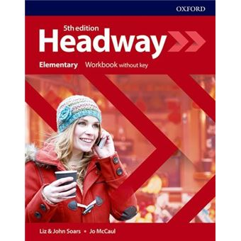 New Headway 5th Edition Elementary. Workbook with key
