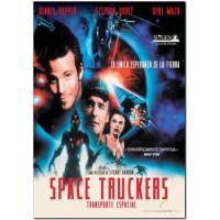 Space Truckers (Transporte espacial) - DVD