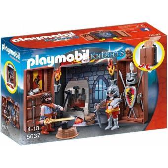 Playmobil  Cofre Caballeros (5637)