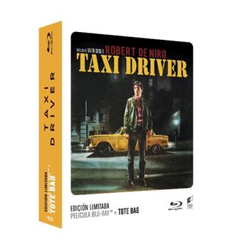 Taxi Driver - Blu-Ray + Tote Bag