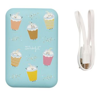 Powerbank Mr Wonderful Batido
