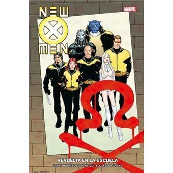 New X-Men 4. Revuelta en la escuela