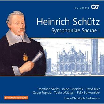 Schütz - Symphoniae sacrae I