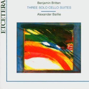 Three solo cello suites